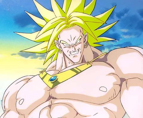 dragon ball af wallpapers. Dragon Ball AF Broly
